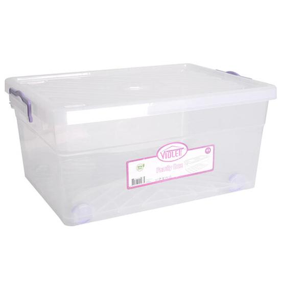Контейнер пищевой Violet 0467 40 л