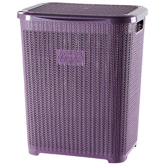 Бак для белья Violet 1007  40 л