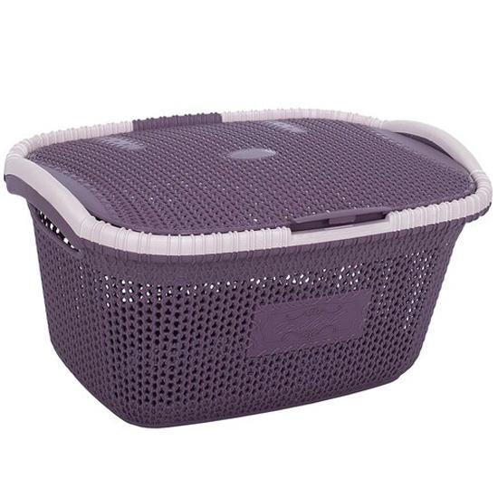 Бак для белья Violet 1016  40 л