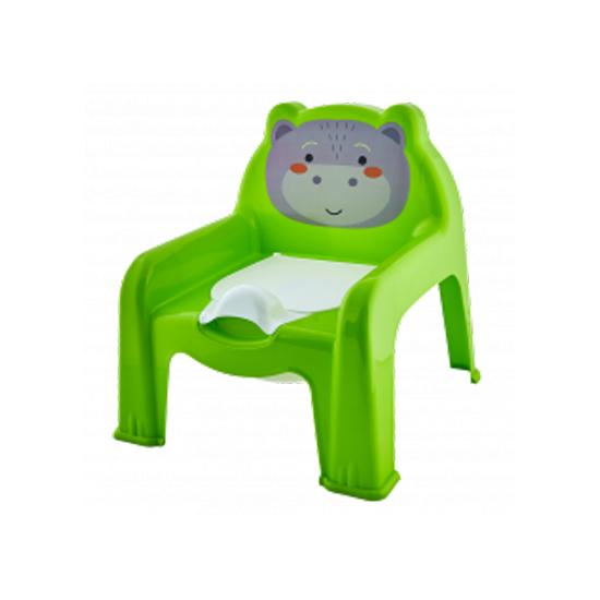 Горшок детский стульчик с крышкой