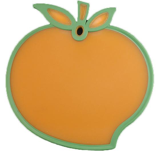 Доска кухонная А+3СВА Персик