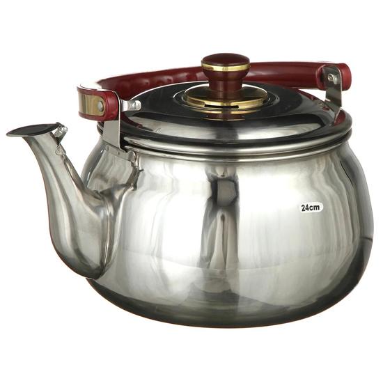 Чайник А + 0031/9031  24 см нержавеющая сталь