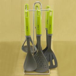 Кухонный набор А + 0228  7 предметов силиконовый
