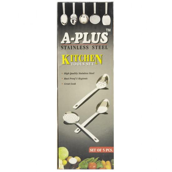 Кухонный набор А + 0705  5 предметов на планке