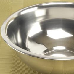 Миска А + 0740  40 см нержавеющая сталь глубокая