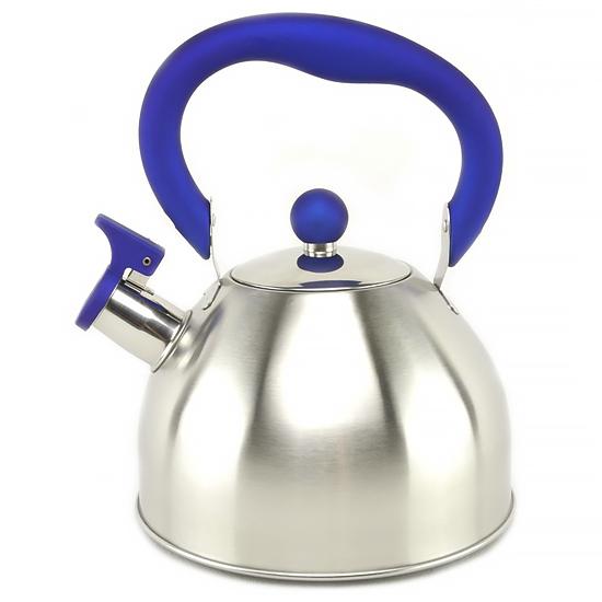 Чайник А + 1236  2.5 л нержавеющая сталь