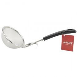 Сито А + 1260  10 см нержавеющая сталь с пластиковой ручкой и крючком