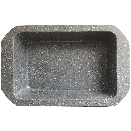 Противень А + 1284 антипригарное мраморное покрытие средний