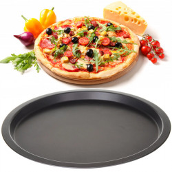 Противень А + 1289 антипригарное покрытие для пиццы