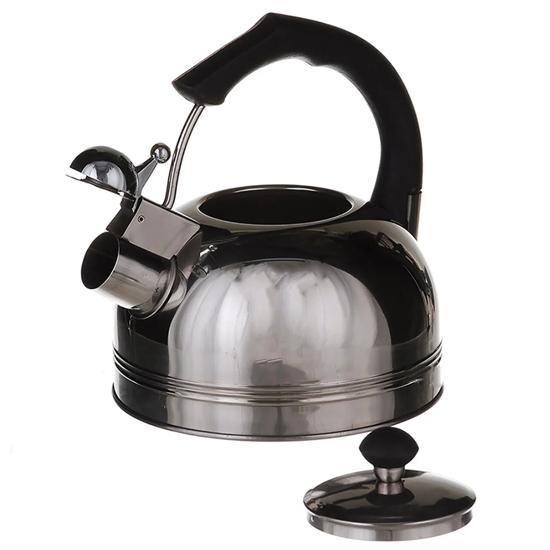 Чайник А + 1325  3 л нержавеющая сталь металлический носик