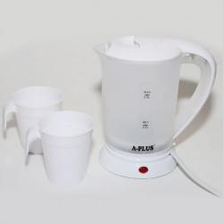 Чайник электро А + 1530  0.5 л дисковой + 2 чашки