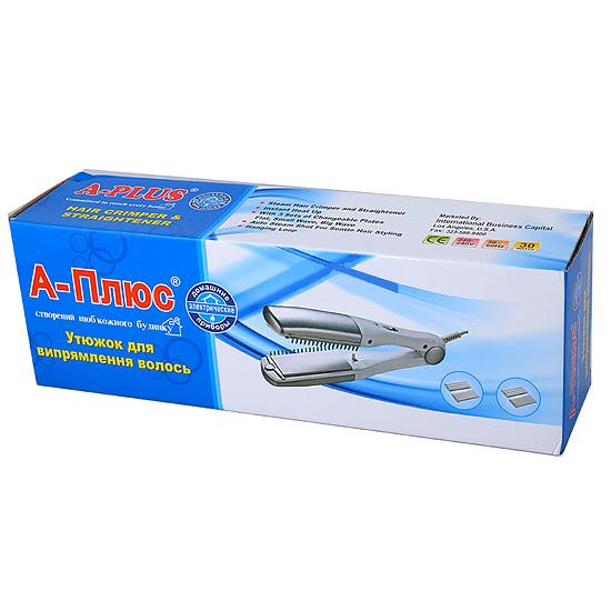 Выпрямитель для волос А + 1533 с насадками