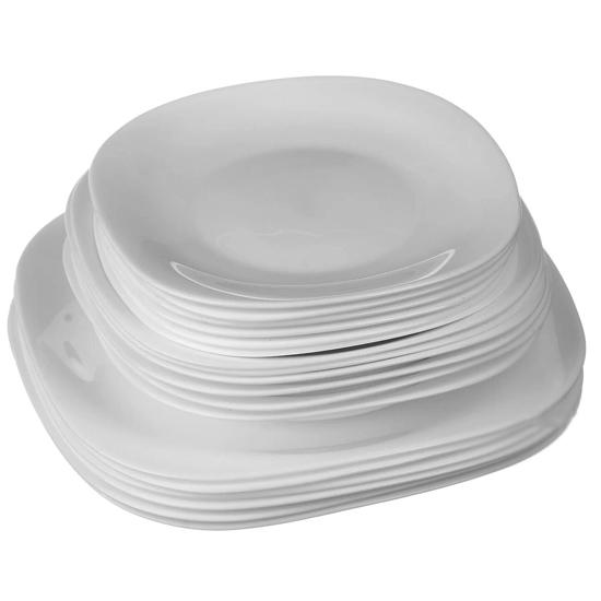 Набор посуды A+ 1852  19 предметов