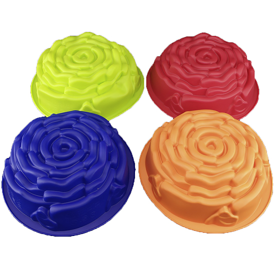 Форма силиконовая для печенья  A+ 1924 Роза