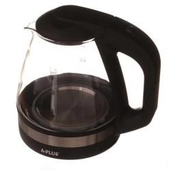 Чайник электро А + 2131  1.7 л стеклянный