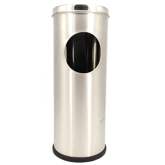 Ведро А + 3171 для мусора с пепельницей 3 шт