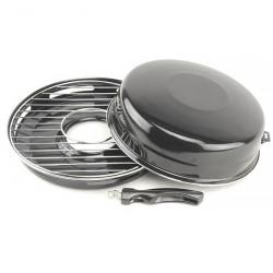 Сковорода A + гриль-газ  32RG