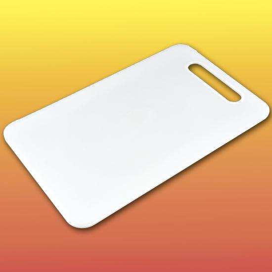 Доска кухонная А+ 3320 СВ  33х20 см пластмасcовая