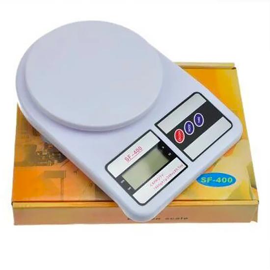 Весы кухонные А + 400DN с чашей до 10 кг