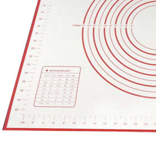 Коврик силиконовый А + 5060 SM для выпечки 50Х60 см
