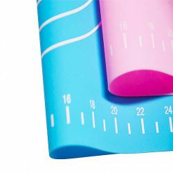Коврик силиконовый А + 5070 WY для выпечки 50Х70 см