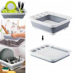 Сушилка для посуды А + 511 LS силиконовая