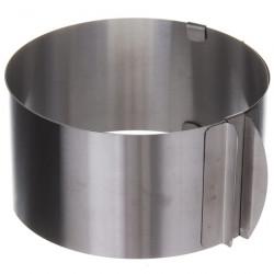 Форма для выпечки A+ 612LC складная круглая