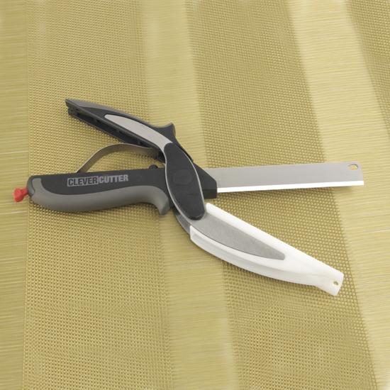 Ножницы А + 70 СС  нержавеющая сталь пластиковая ручка универсальные