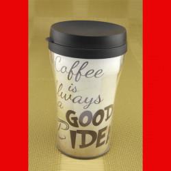 Термокружка А + 996  0.3 л кофе идея