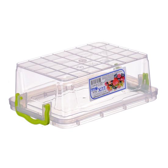 Контейнер пищевой Lux №3 (1.2 л)