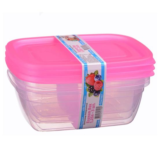 Econom box 1,25 л (3шт)