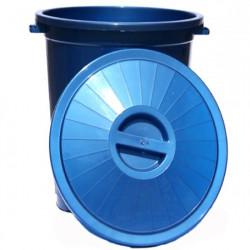 Бак 50 л синий