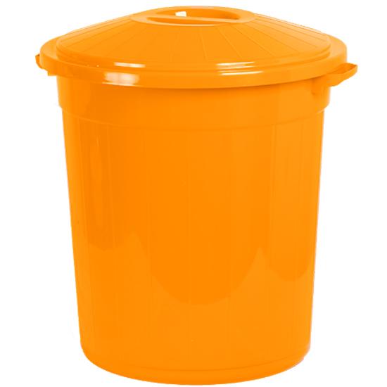 Бак 70 л оранжевый