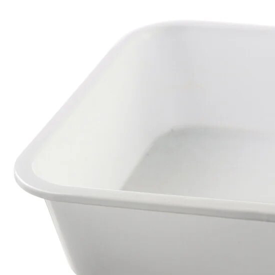 Лоток №1 (2,6 л) белый