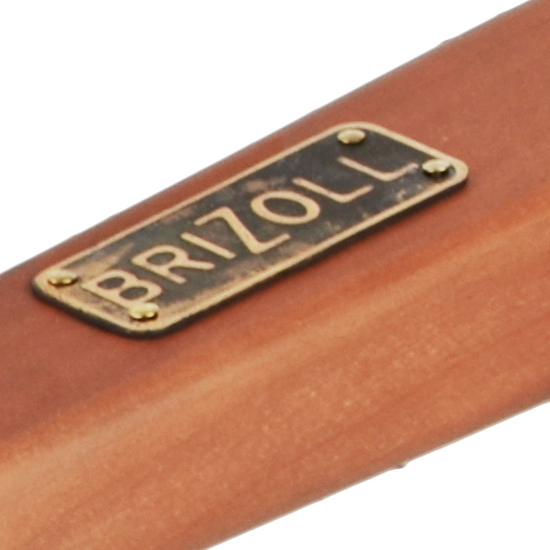 Сковородка Brizoll чугунная О 2640 - Р 26 см светлая ручка