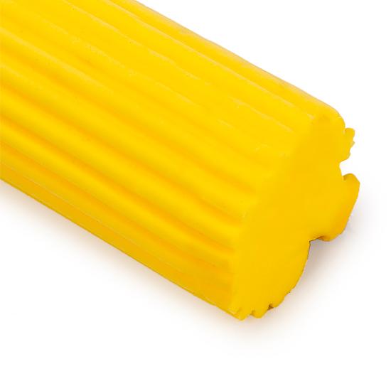 Запасная мягкая губка «МОП» желтая для швабр