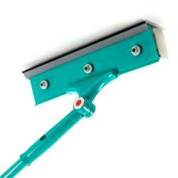 Окномойка поворотная 180* с металлической телескопической ручкой