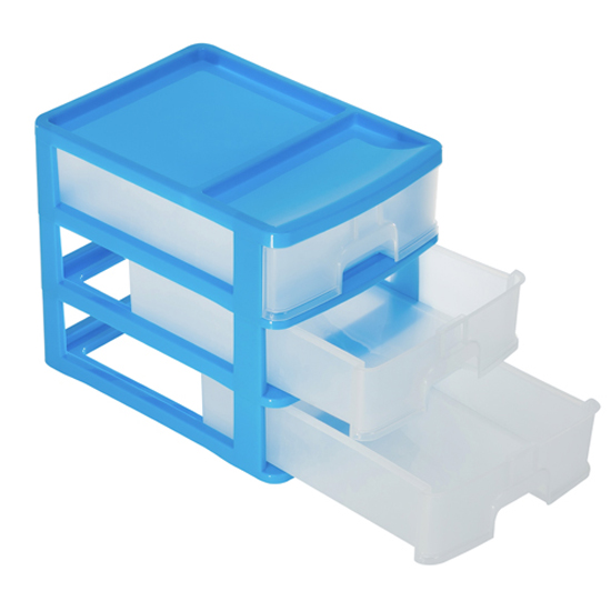 """Комод R-Plastic """"А4"""" 3 яруса 35*25,5*28см"""