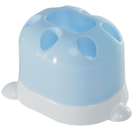 "Подставка для зубных щеток R-Plastic ""Лапка"""
