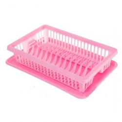 Сушка для посуды R-Plastic 1 ярус 43*29*8см
