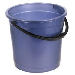 Ведро R-Plastic цветное без крышки 15л