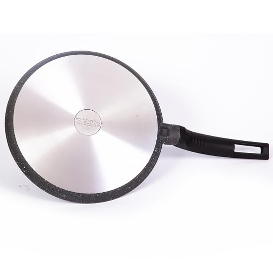 Сковородка Talko мраморная для блинов AD 5122 22 см