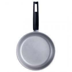 Сковородка Talko алюминиевая D 40201 20 см с алюминиевой крышкой