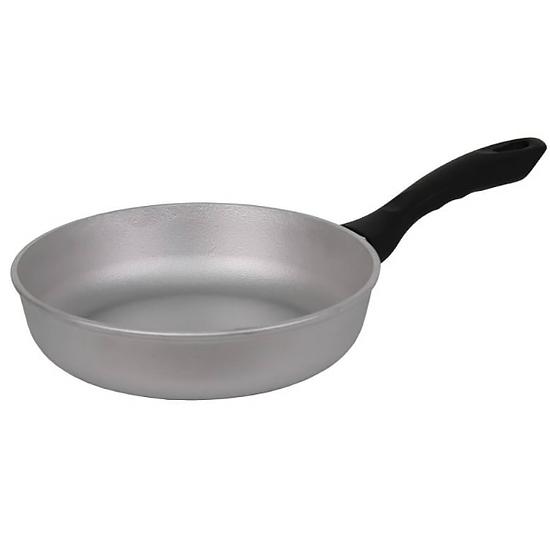 Сковородка Talko алюминиевая D 40241 24 см с алюминиевой крышкой