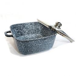 Кастрюля BN-320 алюминий литой 2 предмета