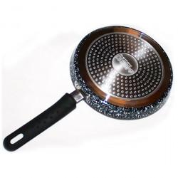 Сковорода для блинов коричневая BN-552 алюминий литой 1 предмет