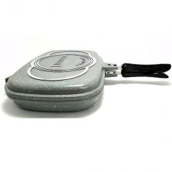 Сковорода-гриль (книгой) двойная BN-556 алюминий литой 1 предмет
