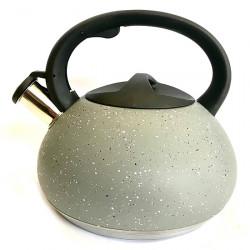 Чайник со свистком BN-714 из нержавеющей стали