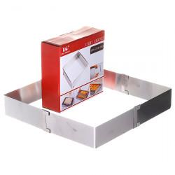 Форма для выпечки торта BN-1039 квадратная